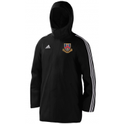 Ballymena CC Black Adidas Stadium Jacket