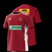 Ballymena CC Red Junior Training Jersey