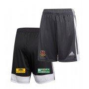 Ballymena CC Adidas Black Training Shorts