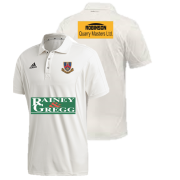 Ballymena CC Adidas Elite Short Sleeve Shirt
