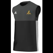 Fillongley CC Adidas Black Training Vest