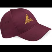 Fillongley CC Maroon Baseball Cap