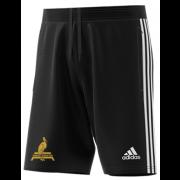 Fillongley CC Adidas Black Junior Training Shorts