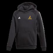 Fillongley CC Adidas Black Fleece Hoody