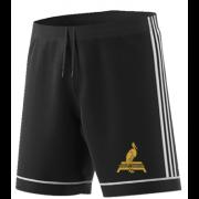 Fillongley CC Adidas Black Training Shorts