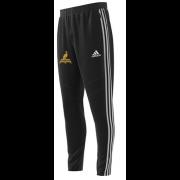 Fillongley CC Adidas Black Training Pants