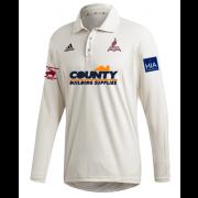 Fillongley CC Adidas Elite Long Sleeve Shirt
