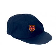 Wallington CC Albion Navy Baggy Cap