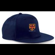 Wallington CC Navy Snapback Hat