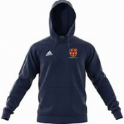 Wallington CC Adidas Navy Fleece Hoody