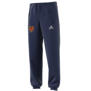 Wallington CC Adidas Navy Sweat Pants