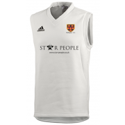 Wallington CC Adidas Elite Sleeveless Sweater
