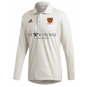Wallington CC Adidas Elite Long Sleeve Shirt