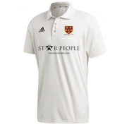 Wallington CC Adidas Elite Short Sleeve Shirt