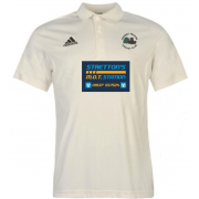 Church Fenton CC Adidas Pro Junior Short Sleeve Polo