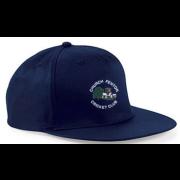 Church Fenton CC Navy Snapback Hat