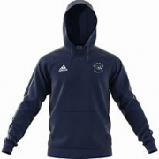 Church Fenton CC Adidas Navy Fleece Hoody