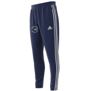 Church Fenton CC Adidas Navy Training Pants