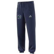 Church Fenton CC Adidas Navy Sweat Pants