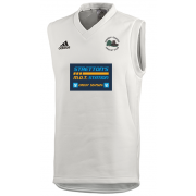 Church Fenton CC Adidas Elite Sleeveless Sweater