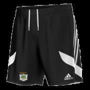 Scholes CC Adidas Black Training Shorts
