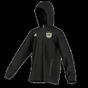 Scholes CC Adidas Black Rain Jacket