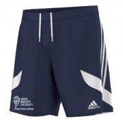 Leeds Beckett University PGCE Adidas Navy Alternative Training Shorts
