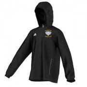 Ramsbottom CC Adidas Black Rain Jacket