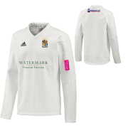 Morriston CC Adidas L-S Playing Sweater