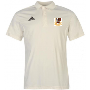 Winsford CC Adidas Pro Junior Short Sleeve Polo