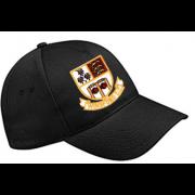 Winsford CC Black Baseball Cap