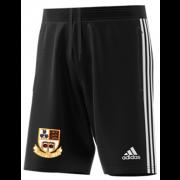 Winsford CC Adidas Black Junior Training Shorts