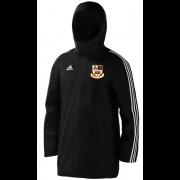 Winsford CC Black Adidas Stadium Jacket