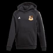 Winsford CC Adidas Black Junior Fleece Hoody