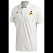 Winsford CC Adidas Elite Junior Short Sleeve Shirt