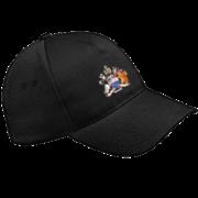Aston University CC Black Baseball Cap