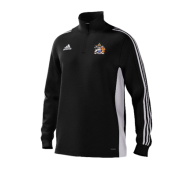 Aston University CC Adidas Black Training Top