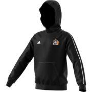 Aston University CC Adidas Black Fleece Hoody