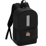 Aston University Cricket Club Black Training Backpack