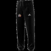 Aston University CC Adidas Black Sweat Pants