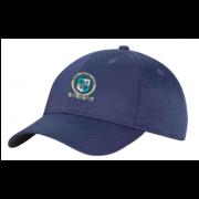 Wath CC Navy Baseball Cap