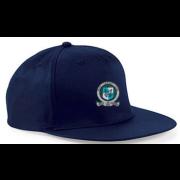 Wath CC Navy Snapback Hat