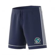Wath CC Adidas Navy Junior Training Shorts