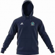 Wath CC Adidas Navy Junior Fleece Hoody