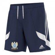 Dartfordians CC Adidas Navy Training Shorts
