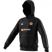 Osbaldwick Sports Club Adidas Black Junior Hoody
