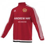Osbaldwick FC Adidas Red Junior Training Top