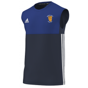 Abberton and District CC Adidas Navy Training Vest