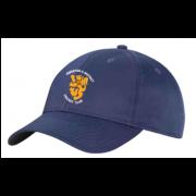 Abberton and District CC Navy Baseball Cap