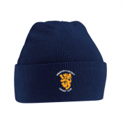 Abberton and District CC Navy Beanie